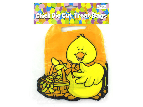 Spring chick treat bags