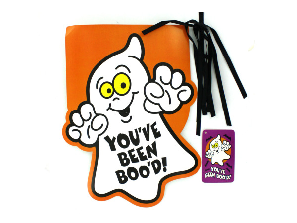 """You've Been Boo'd!"" Kit"