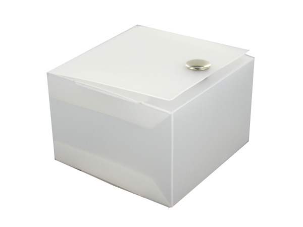 6 Small Hinged Embellishment Storage Boxes