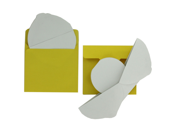 Lemon Pop-Up Card Kit
