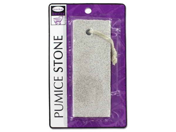 Pumice stone for pedicures