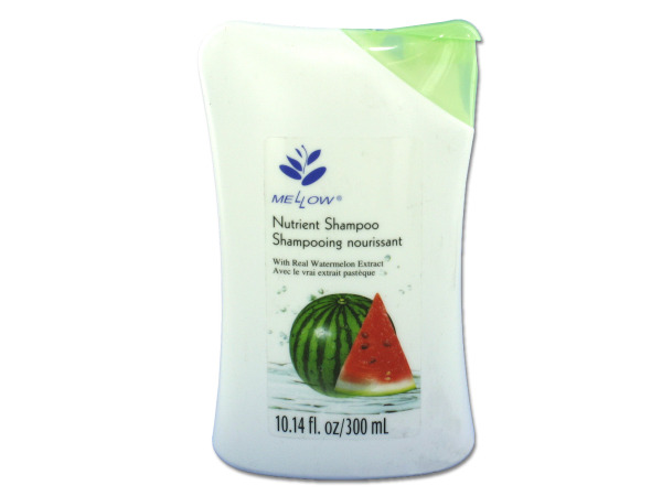 Watermelon scented shampoo