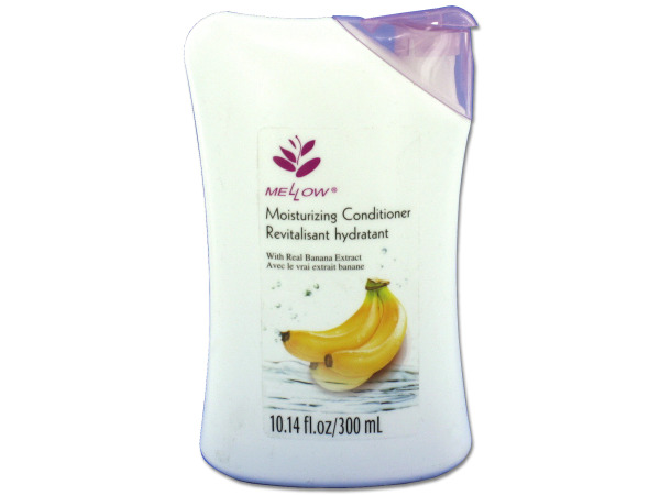 Banana scented moisturizing conditioner