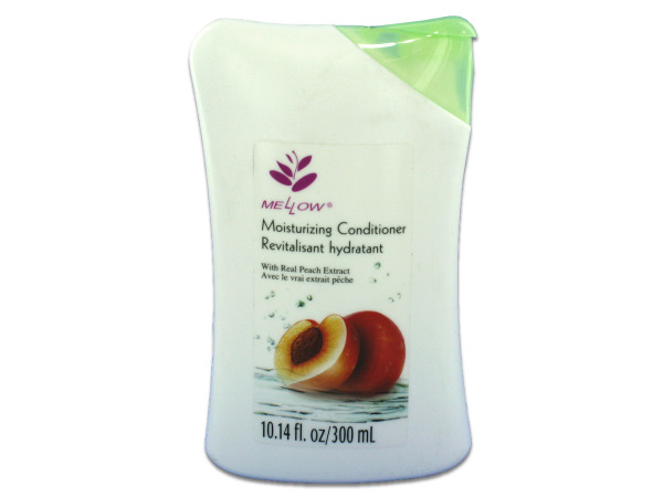 Peach scented moisturizing conditioner