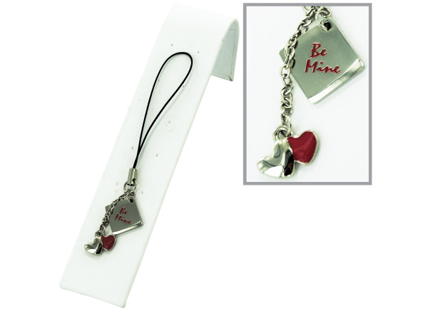 be mine cell phone strap