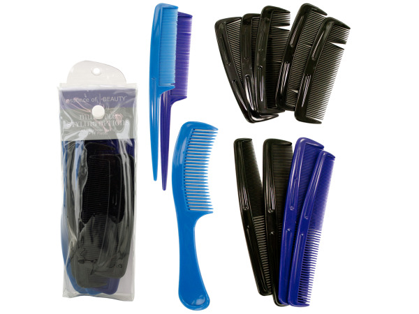 All-purpose Styling Combs