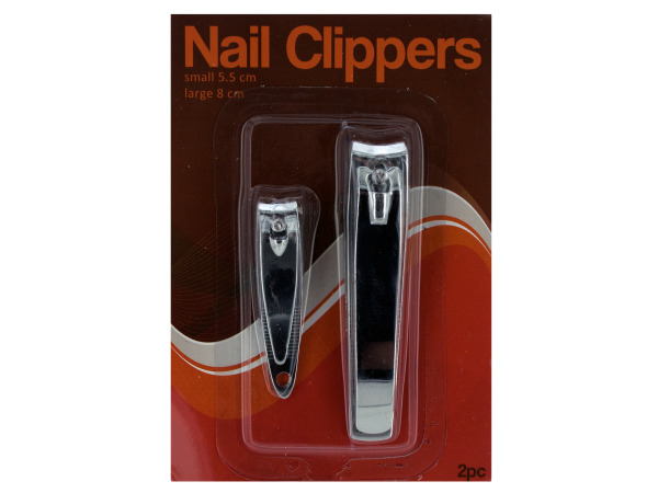 2 pack nail clippers