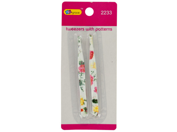 Printed Tweezers Set