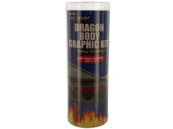 Dragon Body Graphic Kit