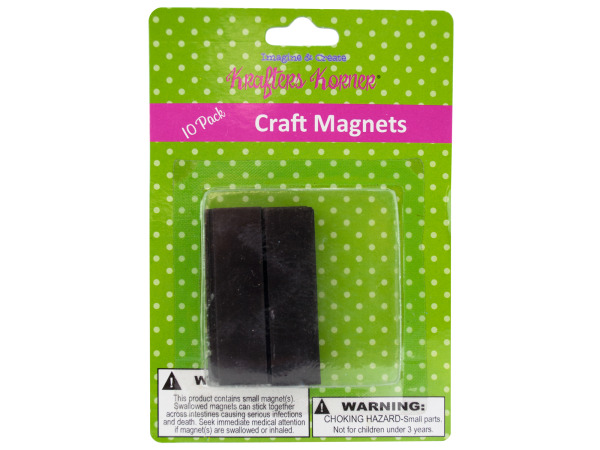 Craft magnet strips