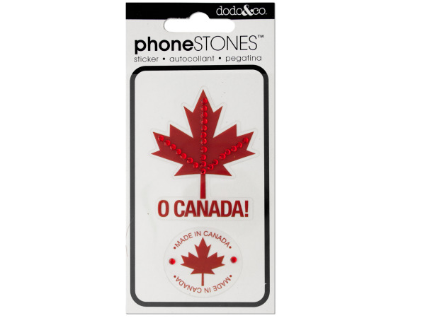 O Canada! Phone Stones Stickers