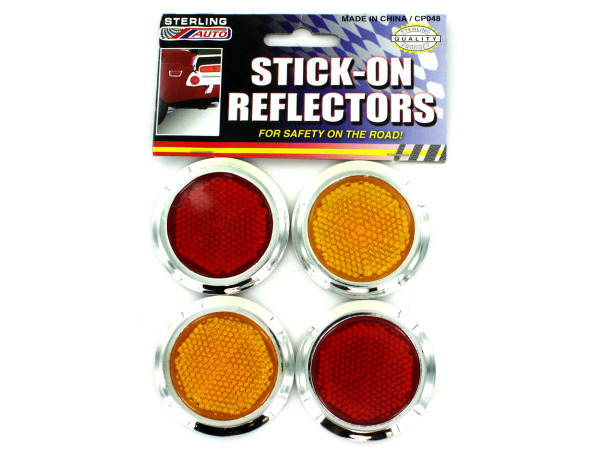 Stick-On Reflectors