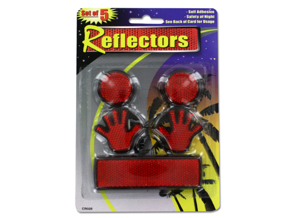 Self-Adhesive Reflectors