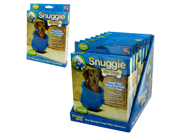 Dog Snuggie Countertop Display