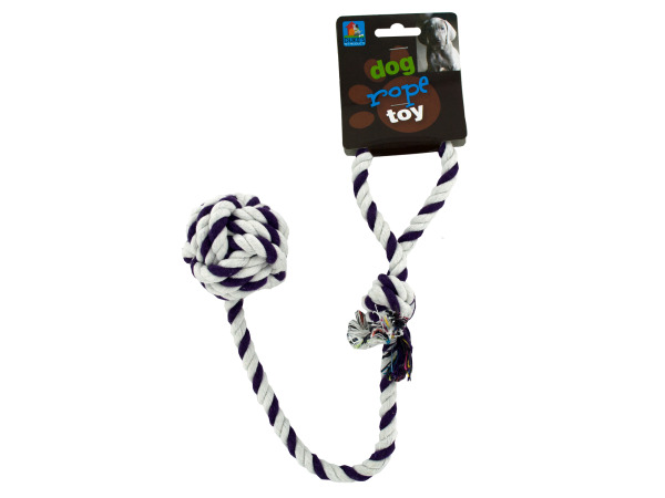 Knotted Rope Dog Toy
