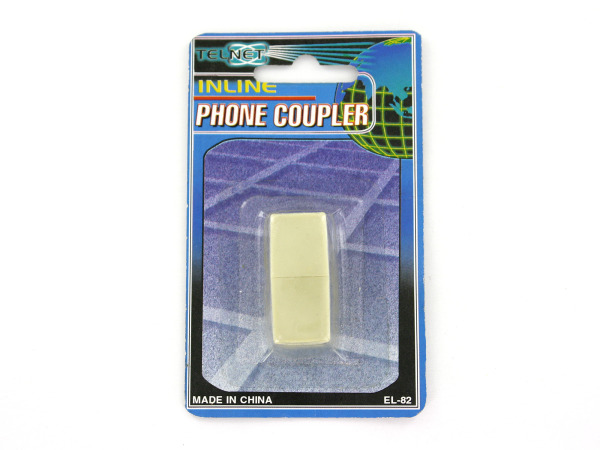 In-line phone coupler