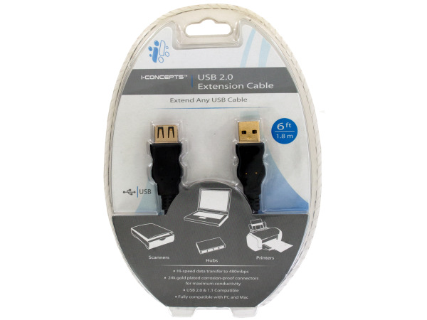 tech universe usb extension cable