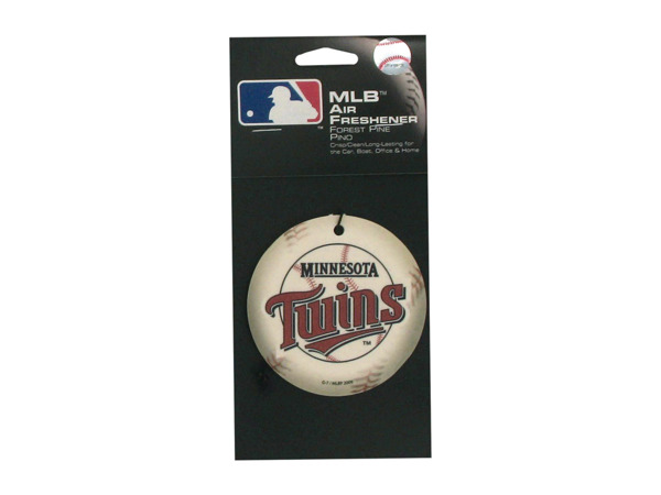 Minnesota Twins Baseball Pine Air Freshener