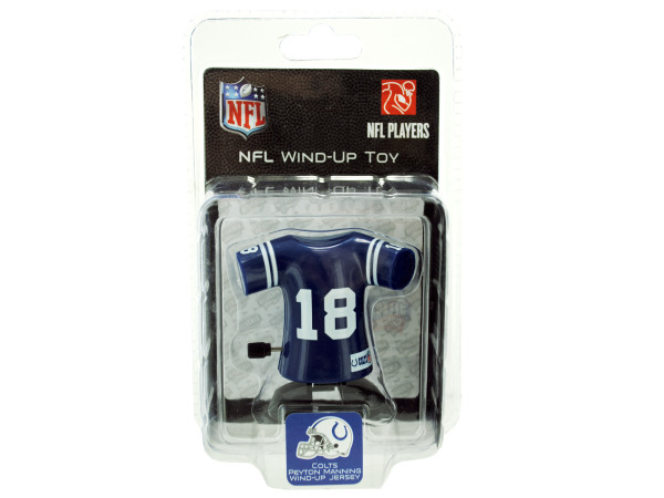 Indianapolis Colts Peyton Manning wind-up toy