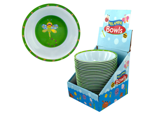Kids melamine bowl