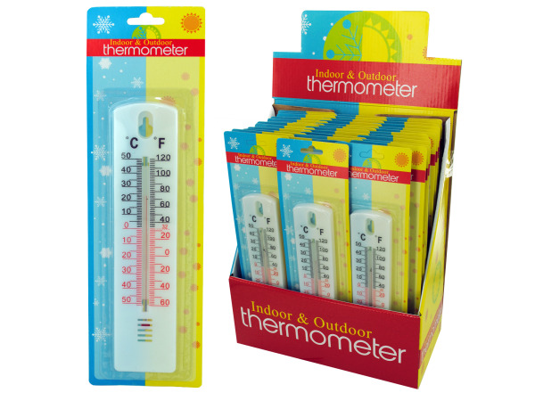 Indoor / Outdoor thermometer
