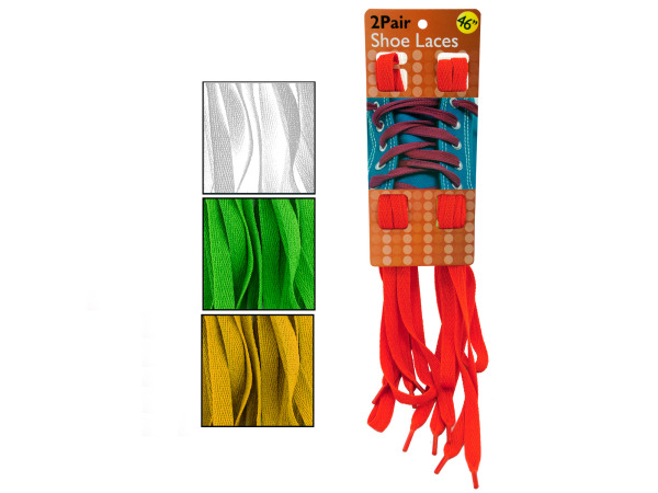Colorful Shoelaces