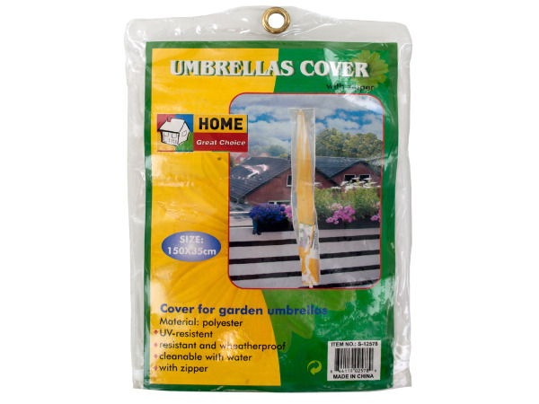 garden umbrella cover