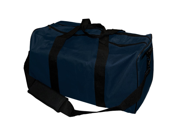 Navy Blue Gym Bag