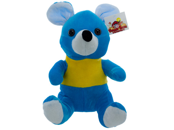 10.5 inch plush mouse 4677