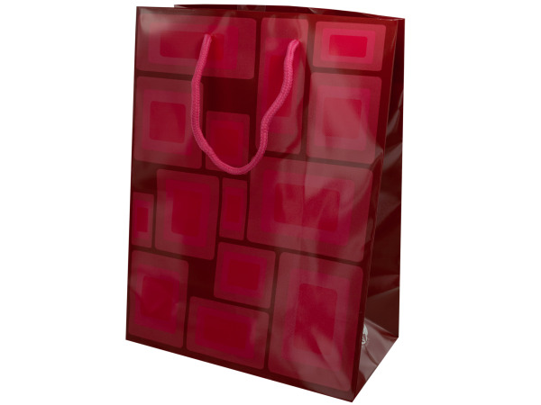 Red Decorative Gift Bag