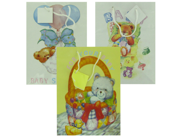get well xl giftbag 1214