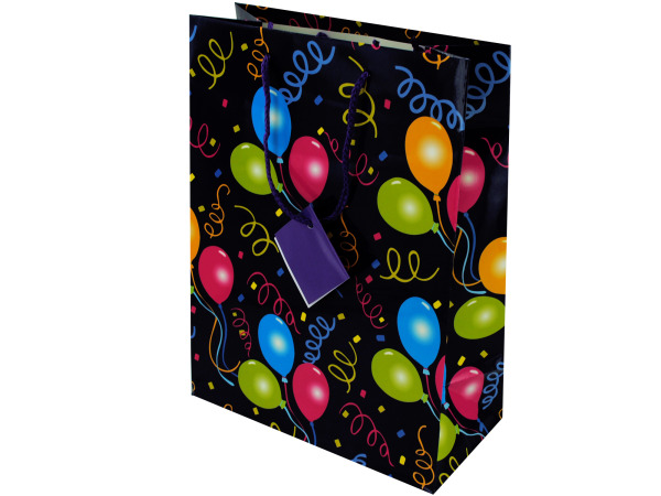 bday med gift bag 1226blu