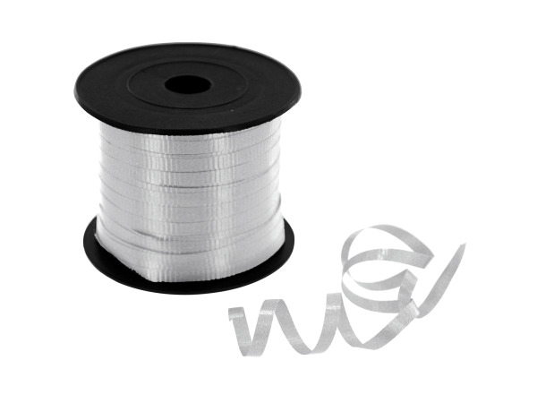 300' white ribbon spool