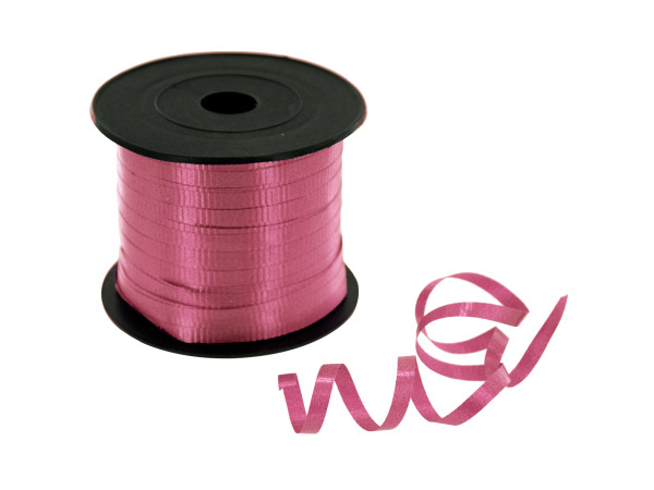 300' pink ribbon spool