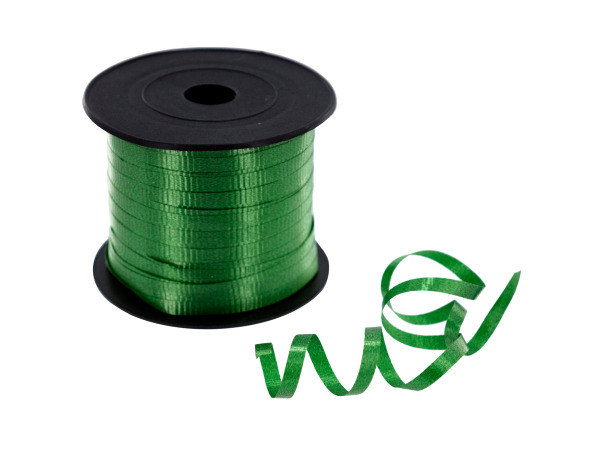 300' emerald ribbon spool