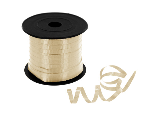 300' vanilla ribbon spool