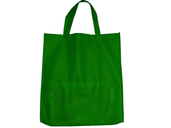 Green Shopping Tote