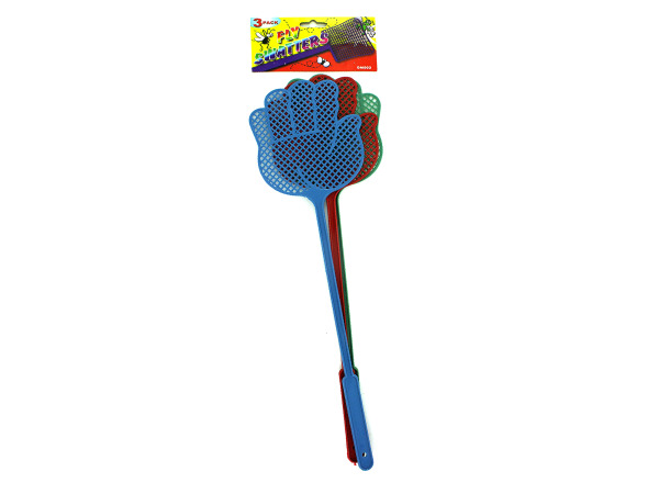 Fly swatter value pack