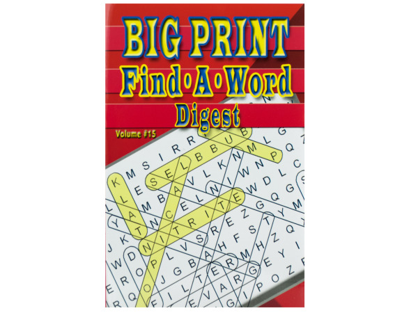 Word puzzle digest