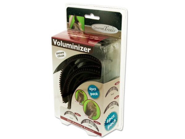 Hair voluminizer set