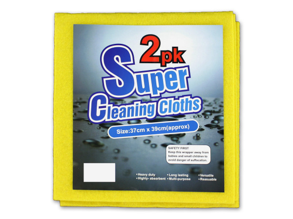 Super cleaning cloth set