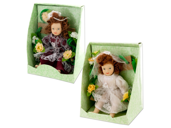 doll in box 10812