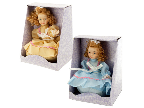 doll in box 10819