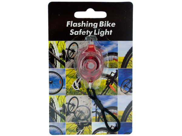 Flashing Bike Safety Light
