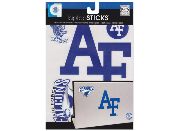 air force falcons removable laptop stickers