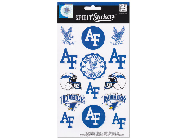 air force spirit stickers