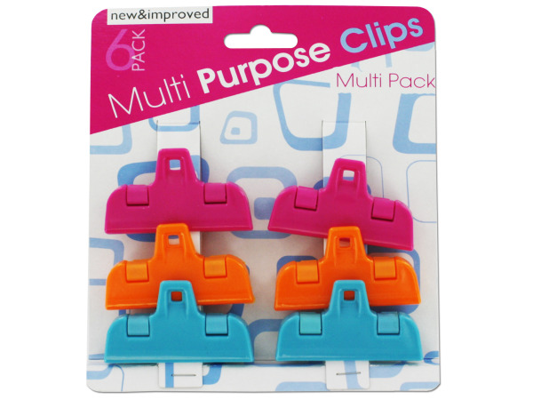 Small multi-purpose clips