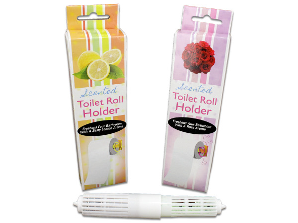 Scented Toilet Paper Roll Holder