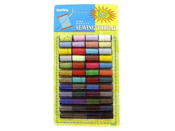 Sewing thread value pack