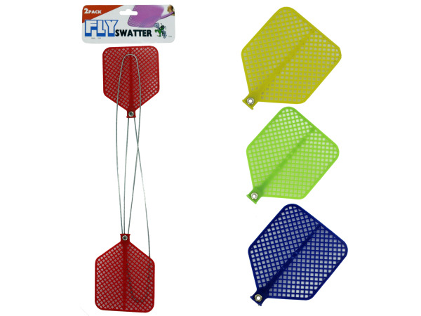 Fly swatter set